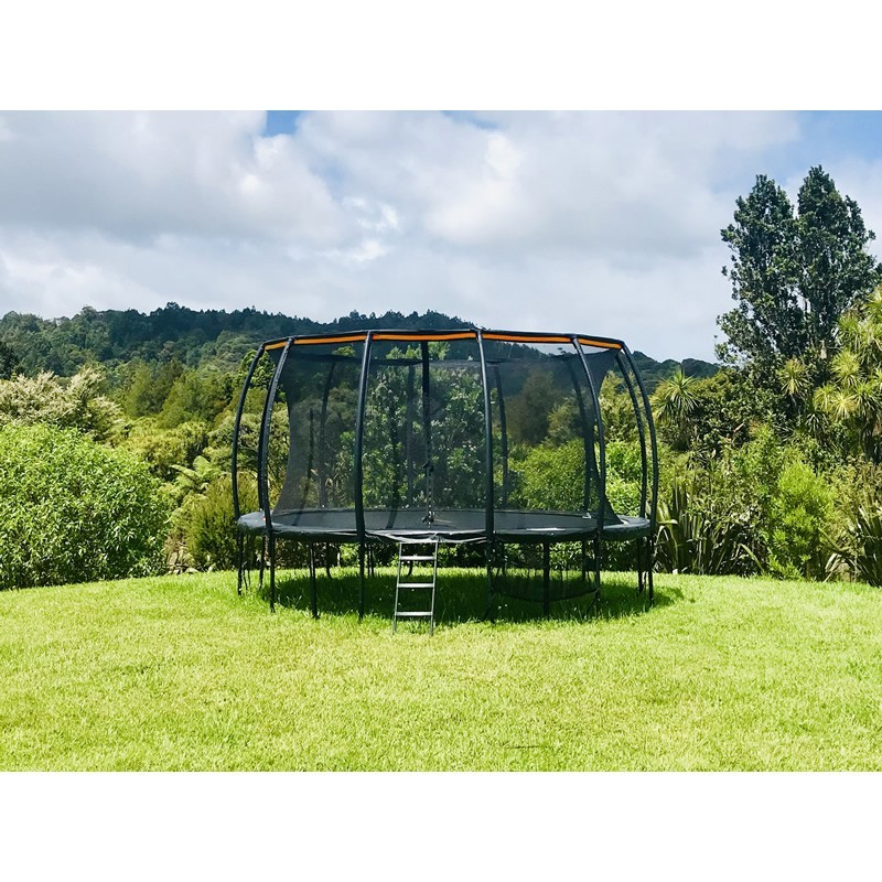 FitnessFlex Trampoline Advanced 14ft